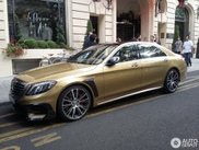 Une Berline Survolte Brabus 850 6.0 Biturbo