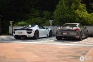 Americans pick up Porsche 918 Spyder and Cayman GT4