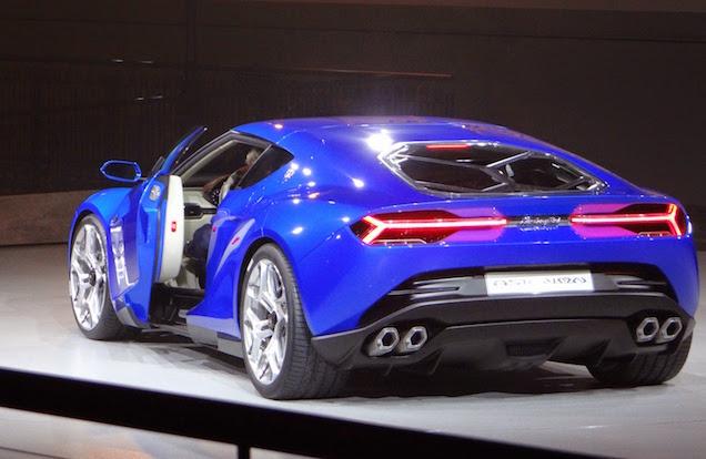 Lamborghini Is Working On A Hypercar For Geneva