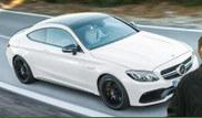 Mercedes - C 63 AMG Coupé se montre déjà