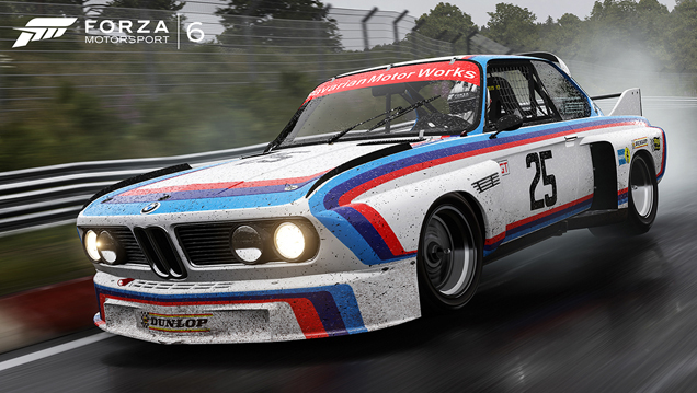 Forza Motorsport 6 wordt een must have