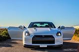 Fotoshoot in Marokko met Nissan GT-R