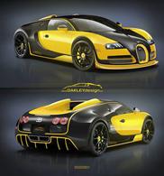 No: Bugatti Veyron por Oakley Design