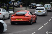 This Porsche 991 GT3 RS clearly misses something
