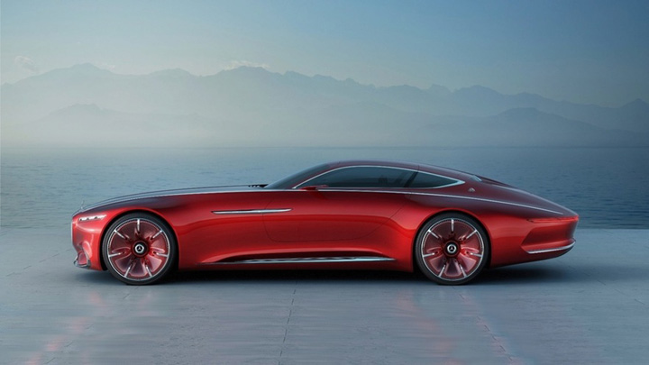 Mercedes-Maybach Vision 6 is concept die in productie moet