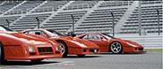 Movie: Three legendary Ferrari's like we've never seen them before
