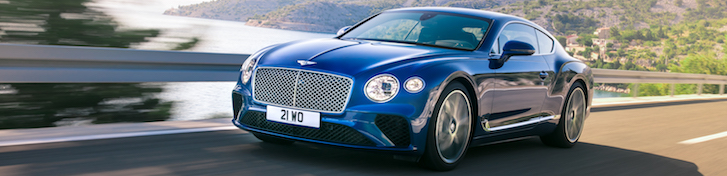 The ALL-NEW Bentley Continental GT