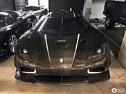 Uber Koenigsegg combo is a dream