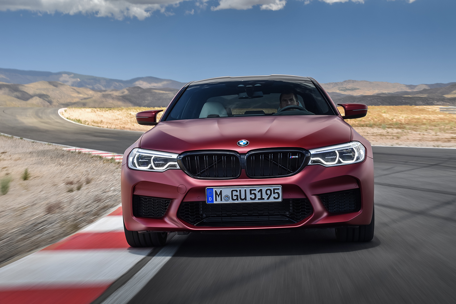 Official The New Bmw M5 G30