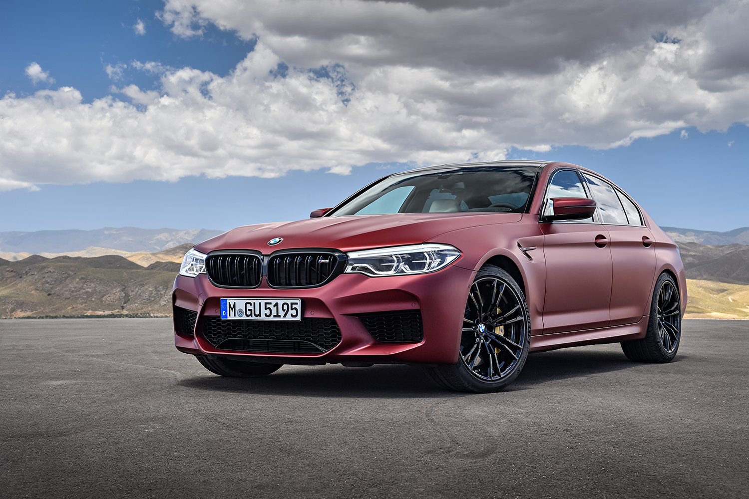 Best Awd Sedans >> Official: The new BMW M5 (G30)