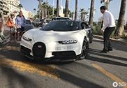 Spotted: Bugatti Chiron at the Cote d'Azur