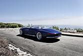 Lekker in het zonnetje: Vision Mercedes-Maybach 6 Cabriolet