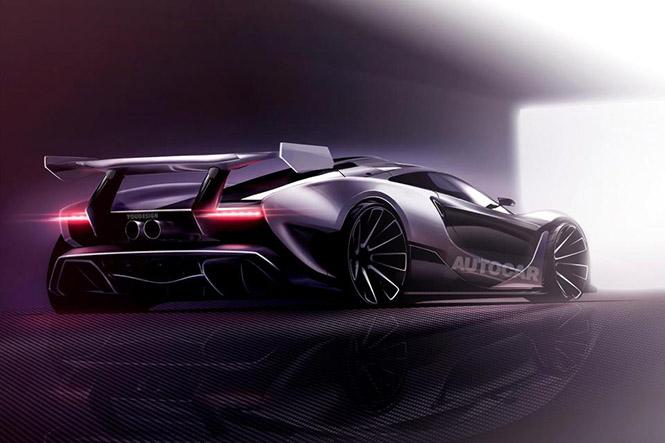 Joseph Klibansky zet McLaren 570S te koop en krijgt volgend jaar P15