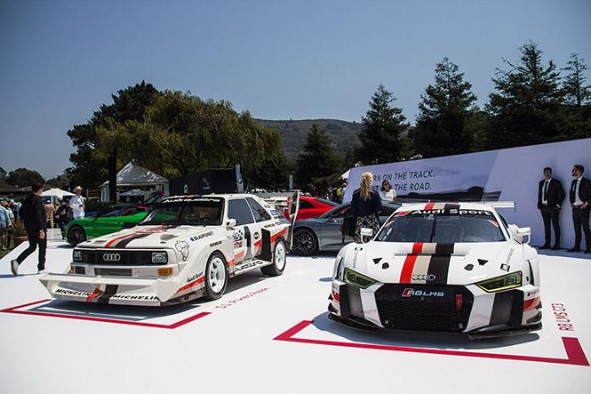 Sfeerimpressie: The Quail, A Motorsports Gathering