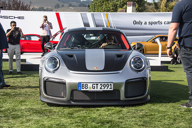 Sfeerimpressie: The Quail, A Motorsports Gathering