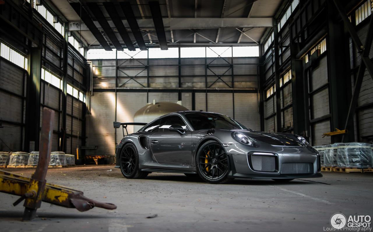 Zo mooi vastgelegd is de Porsche 991 GT2 RS nog niet