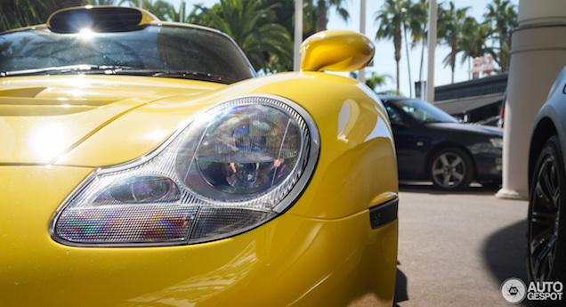 Porsche 996 GT1 gaat nooit vervelen