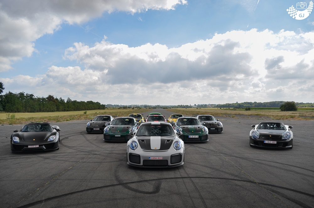 Event: Porsche GT2 RS Tour by Autospotting Belgium