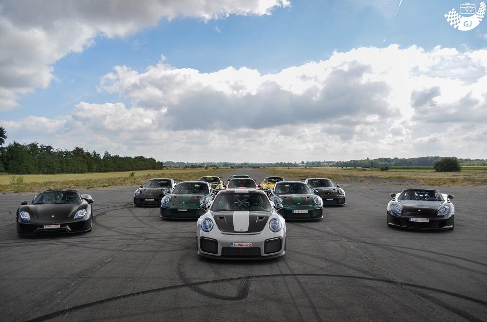 活动:比利时 Autospotting 保时捷 GT2 RS 车旅