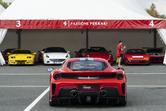 Evenement: Ferrari Challenge Europe op Brno