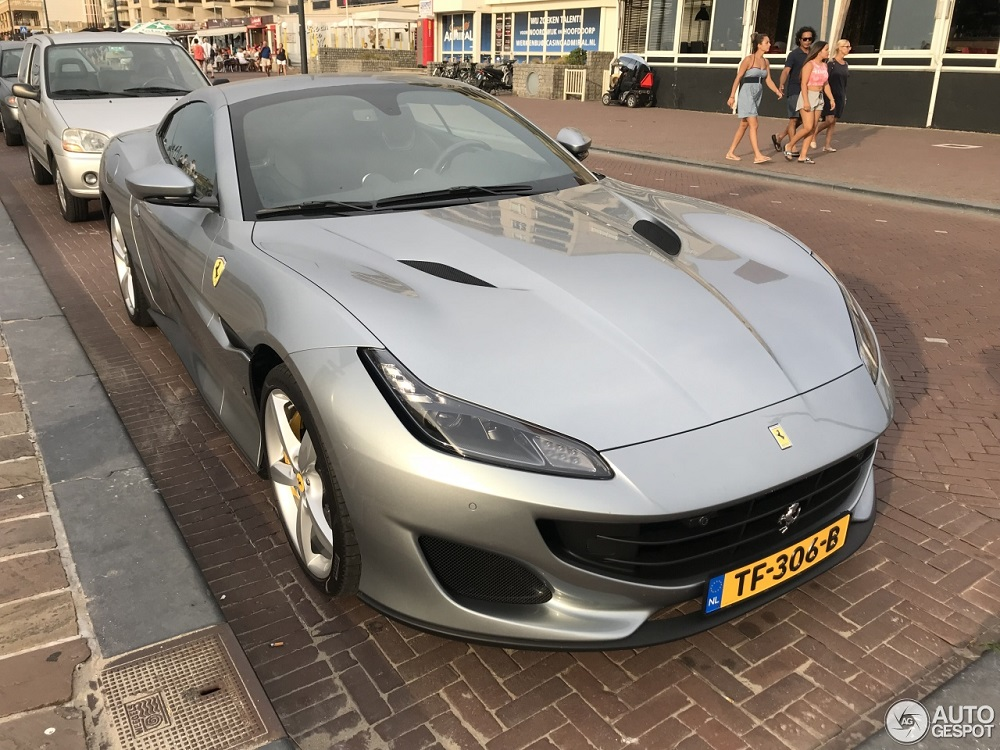 Spot van de dag: Ferrari Portofino