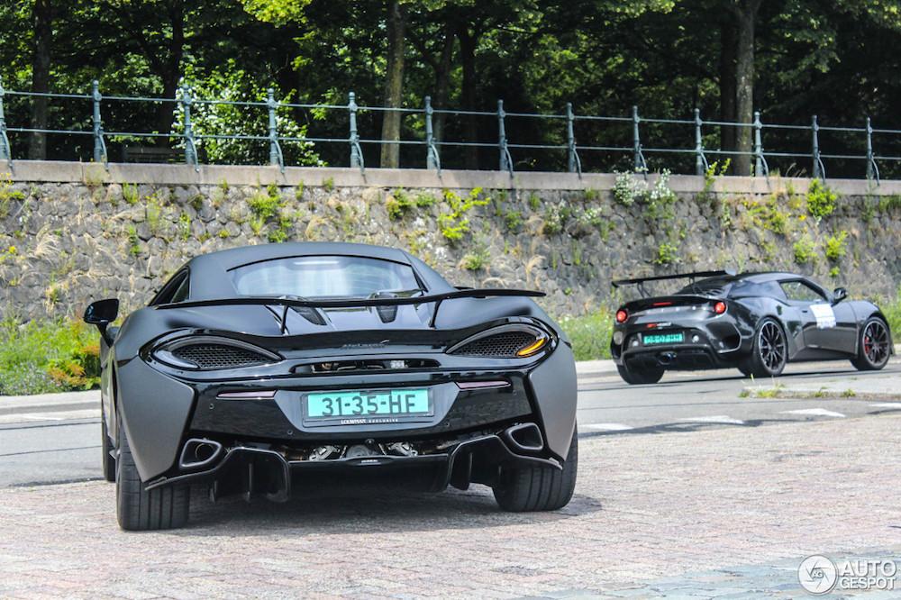 Spot van de dag: Lotus Evora GT 430
