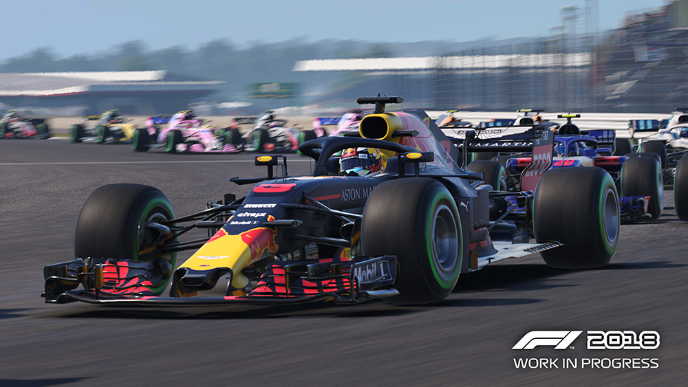 Review: F1 2018 sleept je mee!
