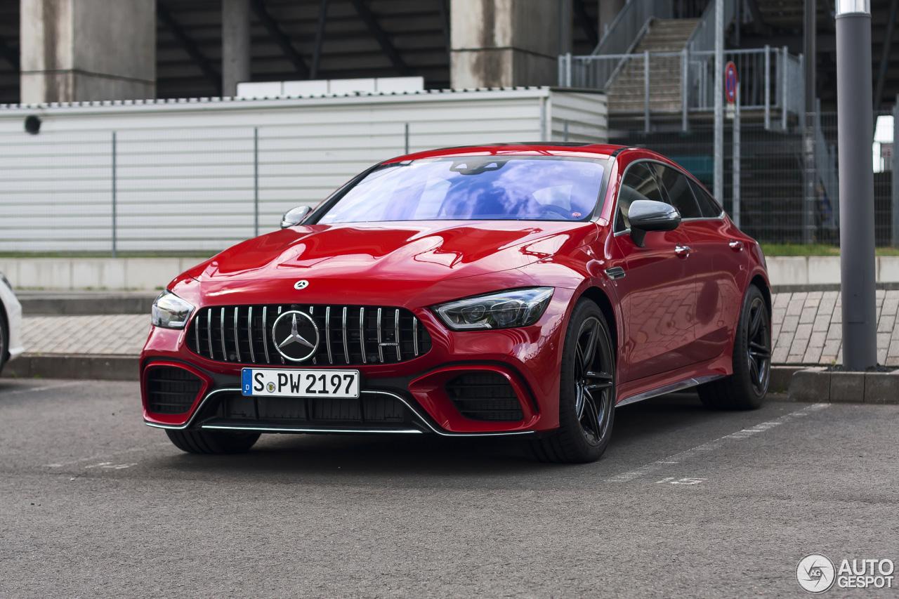 Kwijlwaarschuwing: Mercedes-AMG GT 63 S
