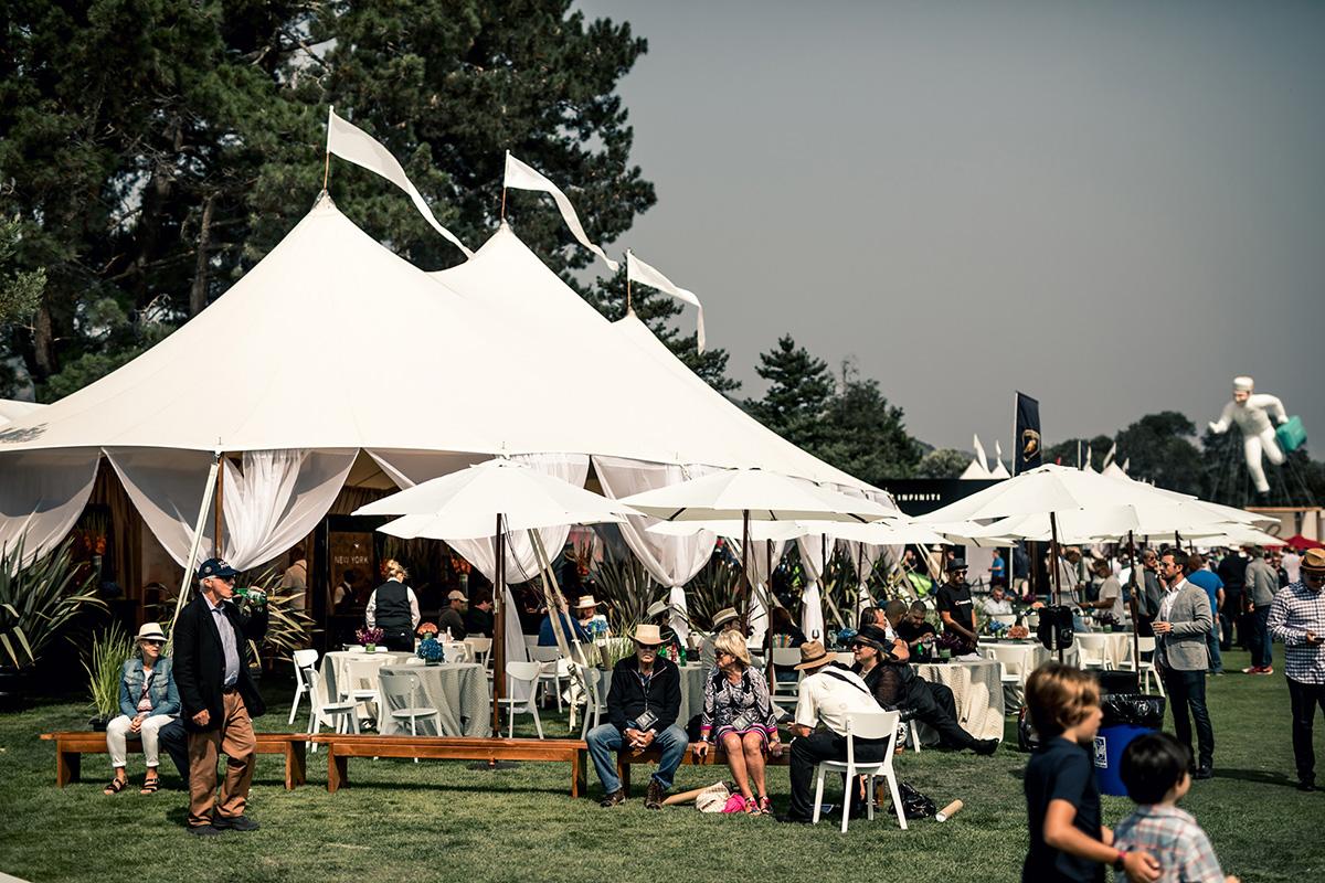 Event: Pebble Beach Concours d'Elegance