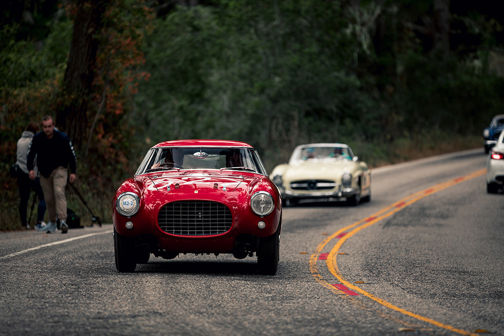 Event: Pebble Beach Tour d'Elegance