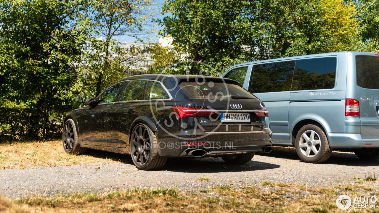 U kijkt hier naar de nieuwe Audi RS6
