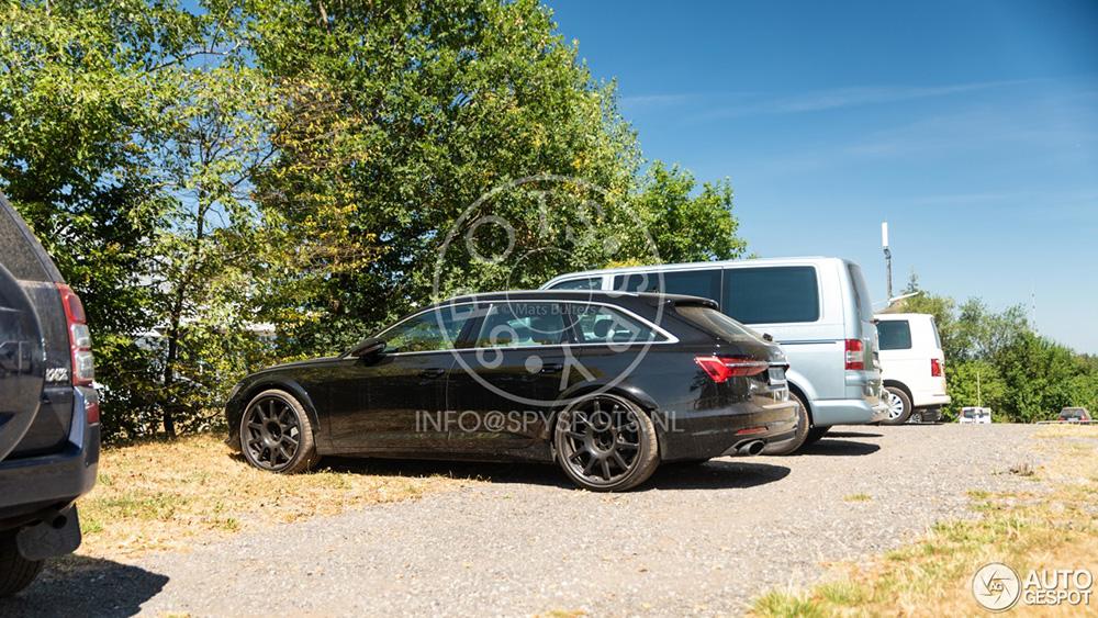 U kijkt hier naar de nieuwe Audi RS6 in een schapenvacht