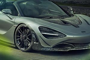 Novitec McLaren 720S Spider is niet wat je wil