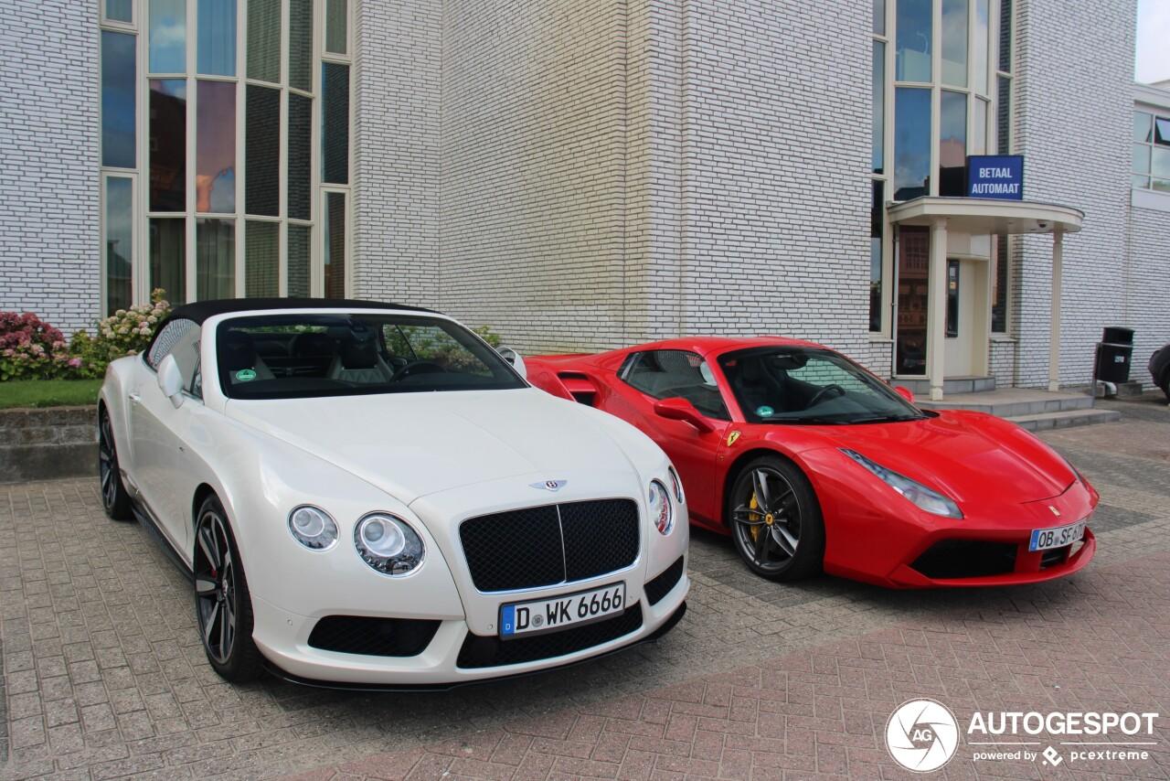 Kies maar; welke V8 cabrio neem jij mee?
