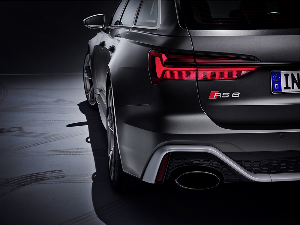 The new Audi RS6 Avant is here!