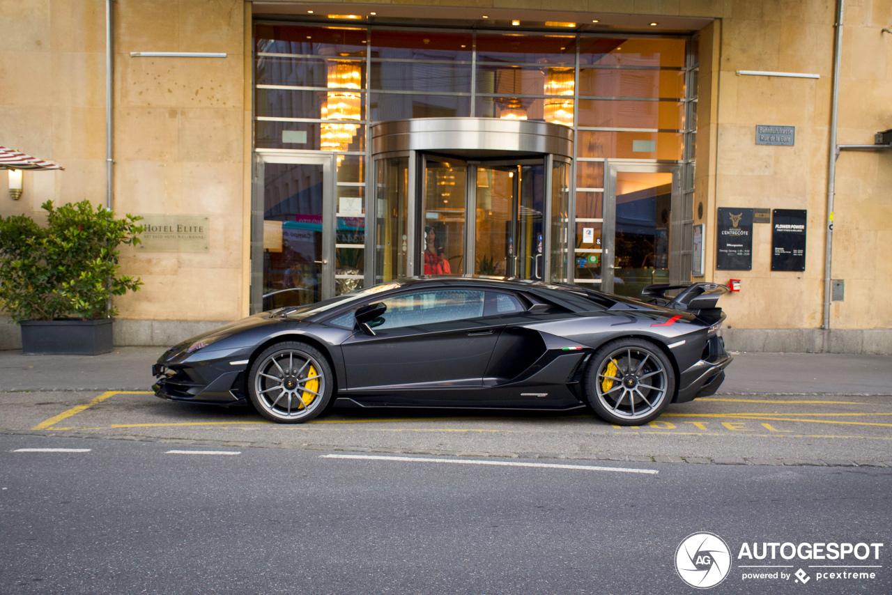 Dit waren de Lamborghini's Aventador SVJ van afgelopen 48 uur