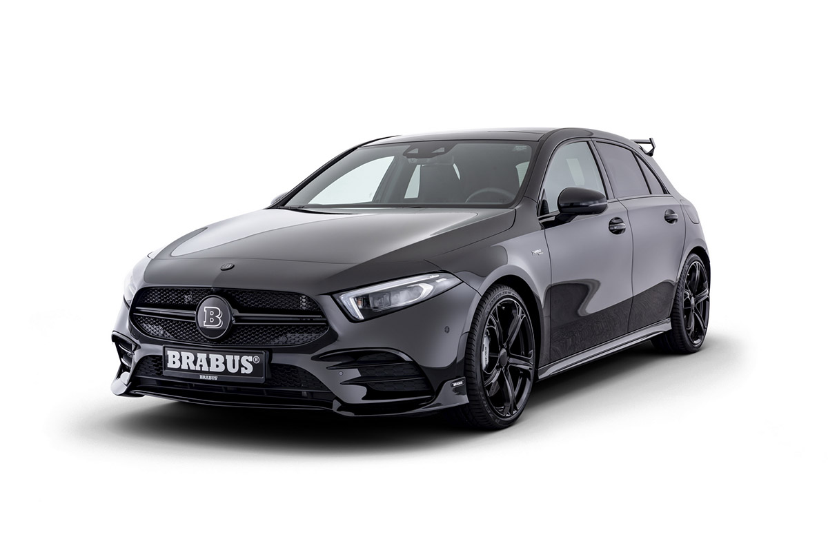 Brabus brings the all new B35 (S) to IAA in Frankfurt