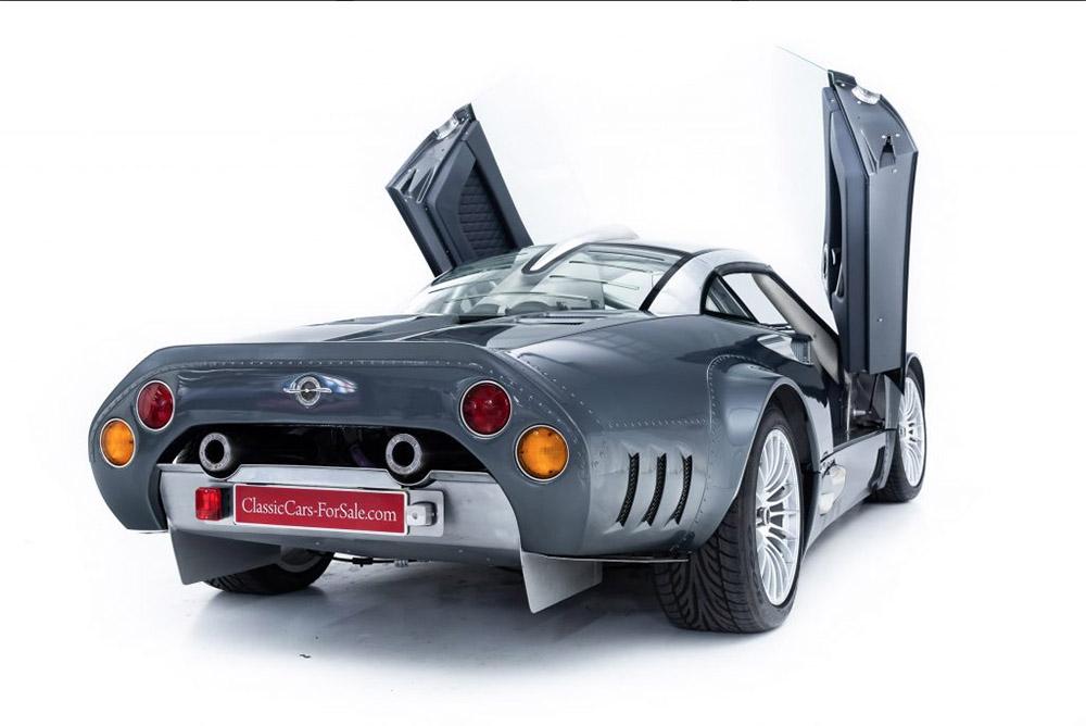 Unieke Spyker C8 Double 12S te koop!