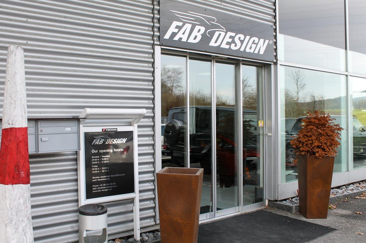 Reportaža: U poseti tjunerskoj kući FAB Design