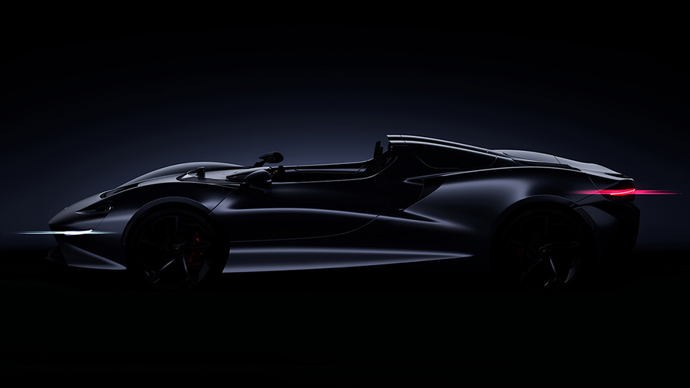 McLaren announces new Ultimate Series model at Pebble Beach Concours