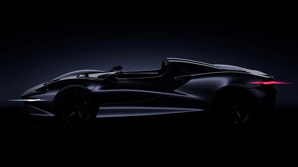 McLaren kondigt nieuwe Ultimate Series aan op Pebble Beach Concours