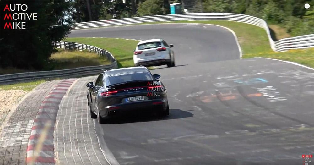 Wat is Porsche van plan met de Panamera?