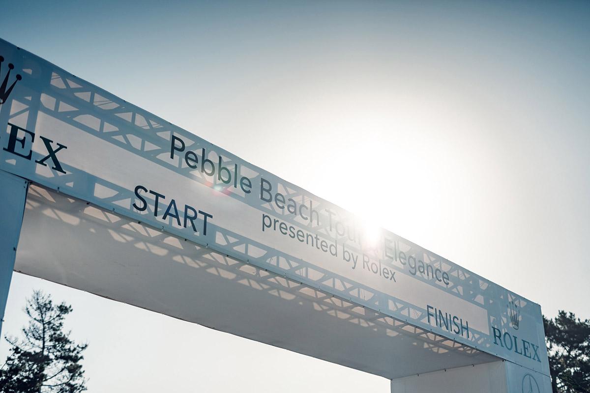 Event: Pebble Beach Concours d'Elegance tour