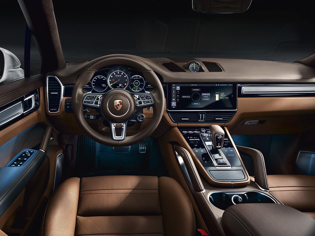 Porsche lanceert plug-in-hybride topversie van Cayenne met 680 pk