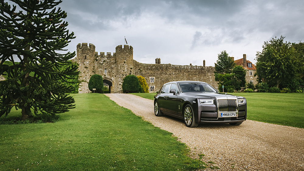 Driven: Rolls-Royce Phantom VIII