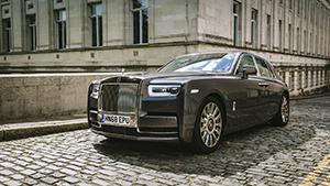 Gereden: Rolls-Royce Phantom VIII