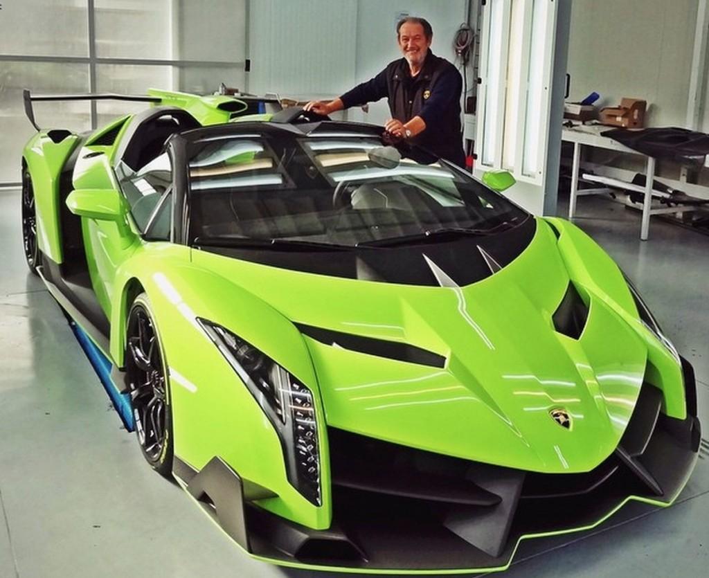 De auto die niemand nog verwachtte, de Lamborghini Veneno