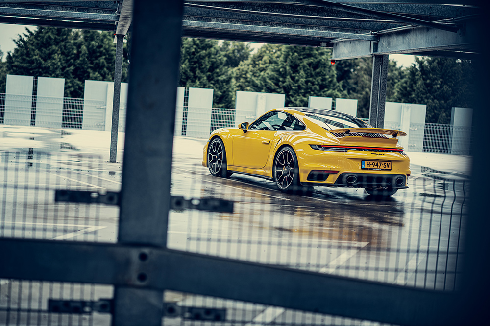 Gereden: Porsche 992 Turbo S