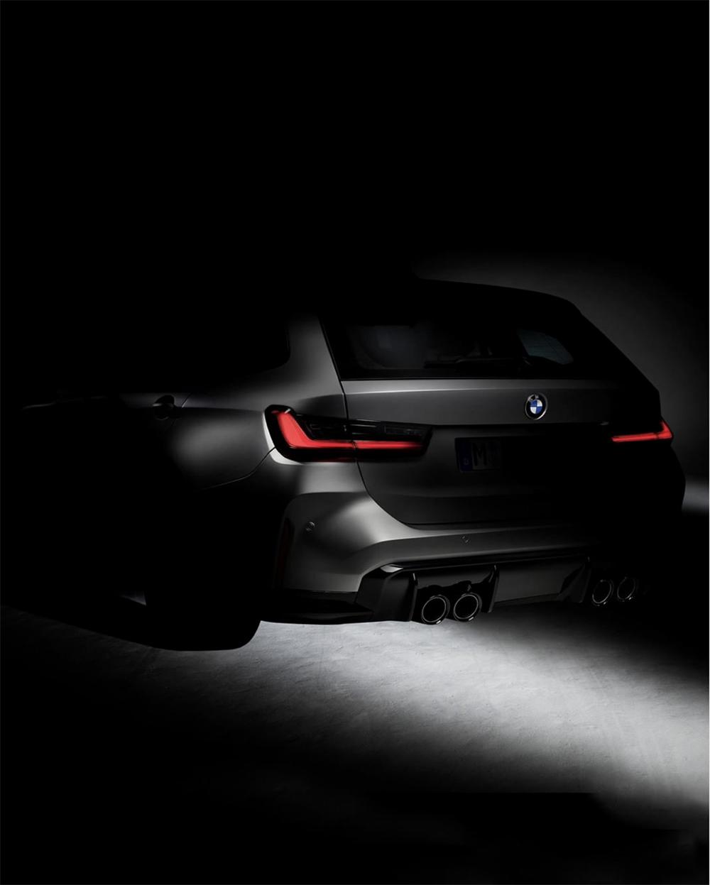 BMW M dropt een bom, M3 Touring op komst!