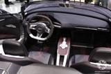 Paris Motor Show 2010: Audi e-Tron Spyder